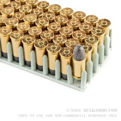 50 Rounds of .38 S&W Ammo by Prvi Partizan - 145gr LRN