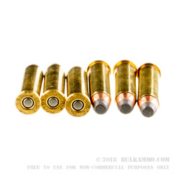 500 Rounds of .357 Mag Ammo by Remington - 125gr JSP