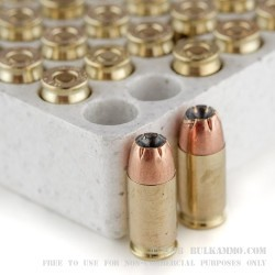 500 Rounds of .380 ACP Ammo by Winchester - 95gr JHP
