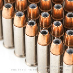 1000 Rounds of .38 Spl +P+ Ammo by Federal Tactical - 147gr JHP