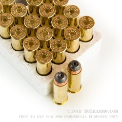 20 Rounds of .44 Mag Ammo by Winchester - 240gr HSP