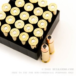 25 Rounds of .357 Mag Ammo by Hornady - 125gr HP