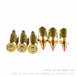 20 Rounds of 6.5mm Creedmoor Ammo by Hornady Match - 140gr ELD