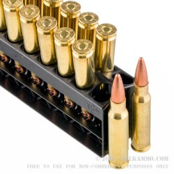 40 Rounds of .308 Win Ammo by Remington - 150gr MC