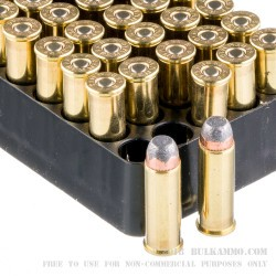 50 Rounds of .44 Mag Ammo by Remington - 240gr SP