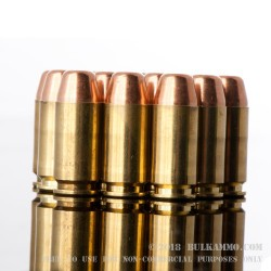 1000 Rounds of .40 S&W Ammo by MBI - 165gr FMJ