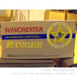 Winchester Ranger 40 S&W Defense Ammo For Sale