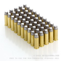 50 Rounds of .44 Mag Ammo by BVAC - 240gr LSWC