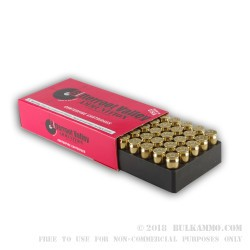 50 Rounds of .45 ACP Ammo by BVAC - 200gr CPHP