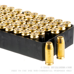 250 Rounds of .40 S&W Ammo by Remington - 165gr MC