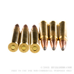 20 Rounds of 8mm Mauser Ammo by Prvi Partizan - 196gr SP