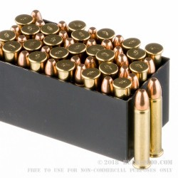 250 Rounds of .22 WMR Ammo by Winchester Super-X - 40gr FMJ