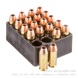 20 Rounds of 10mm Ammo by Barnes VOR-TX - 155gr TAC-XP