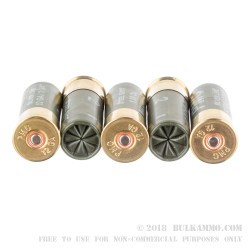 25 Rounds of 12ga Ammo by PMC -  #2 Shot (Steel)