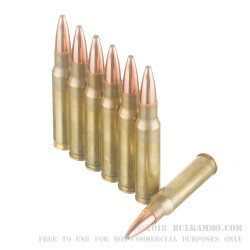 20 Rounds of .308 Win Ammo by Federal Fusion MSR - 150gr Fusion