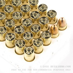 1000 Rounds of .38 Super Ammo by Armscor - 125gr FMJ