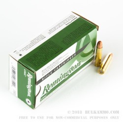 500 Rounds of .30 Carbine Ammo by Remington UMC - 110gr MC