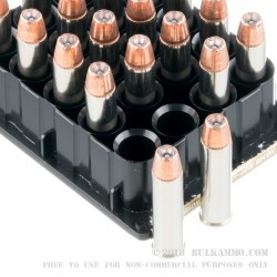 20 Rounds of .327 Federal Mag Ammo by Federal - 85gr JHP