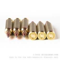 20 Rounds of .204 Ruger Ammo by Hornady - 40gr SP