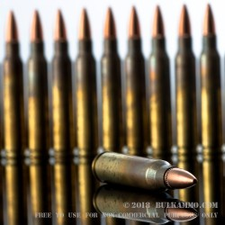 Bulk 5.56x45 M193 Ammo For Sale