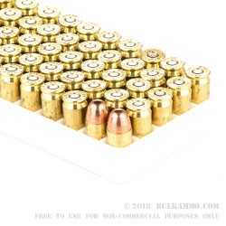 50 Rounds of .45 ACP Ammo by Speer - 230gr FMJ