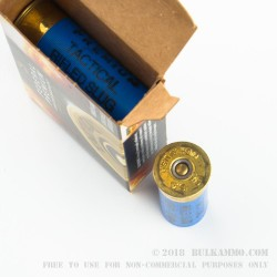 5 Rounds of 12ga Ammo by Federal - 1 ounce Slug