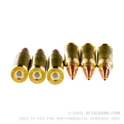 20 Rounds of .308 Win Superperformance Match Ammo by Hornady - 178gr HPBT