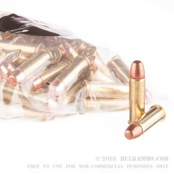 1000 Rounds of .38 Spl Ammo by MBI - 158gr FMJ