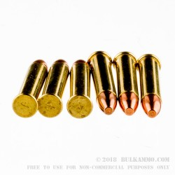2000 Rounds of .22 WMR Ammo by Fiocchi - 40gr TMJ