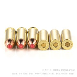 20 Rounds of .45 Long-Colt Ammo by Hornady - 225gr FTX