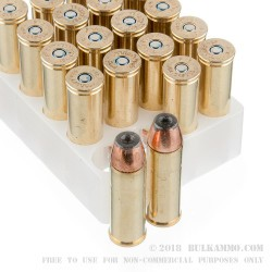 20 Rounds of .454 Casull Ammo by Federal Fusion - 260gr SP