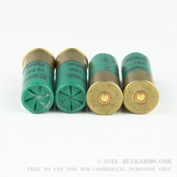 5 Rounds of 12ga Ammo by Remington Express -  #1 Buck