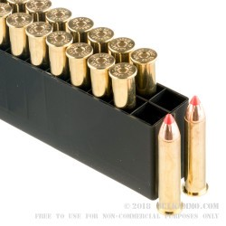 20 Rounds of .45-70 Ammo by Hornady LEVERevolution- 325gr FTX