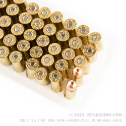 1000 Rounds of .38 Spl Ammo by Federal - 130gr FMJ