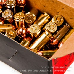 50 Rounds of .40 S&W Ammo by BVAC Remanufactured - 180gr CPRN