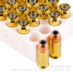 45 ACP - 230 Grain JHP - Armscor USA - 20 Rounds