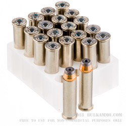500 Rounds of .357 Mag Ammo by Federal - 158gr JHP