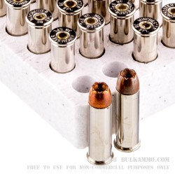 20 Rounds of .38 Spl Ammo by Winchester Train & Defend - 130gr JHP