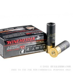 "10 Rounds of 12ga #"" Ammo by Winchester Elite Turkey Load  - 1 3/4 ounce #6 shot"