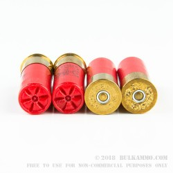 5 Rounds of 12ga Ammo by Winchester - 1 1/8 ounce 00 Buck