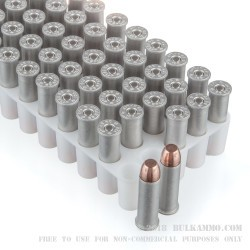 50 Rounds of .38 Spl +P Ammo by Blazer - 158gr FMJ