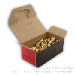 50 Rounds of 9mm Remanufactured Ammo by BVAC - 115gr CPRN