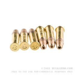 500  Rounds of .22 LR Ammo by Armscor - 36gr HP