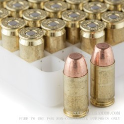 50 Rounds of .45 ACP + P Ammo by Speer Lawman - 200gr TMJ
