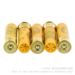 "25 Rounds of 20ga Ammo by Estate Cartridge HV - 2-3/4"" 3/4 ounce #4 shot"