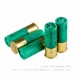 5 Rounds of 12ga Ammo by Remington Express -  00 Buck