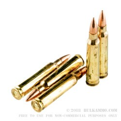 500  Rounds of .223 Ammo by Federal - 55gr FMJ