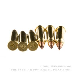 50 Rounds of .17HMR Ammo by Hornady - 15.5gr - NTX Polymer Tipped