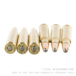 20 Rounds of 30-06 Springfield Ammo by Federal - 220gr SP
