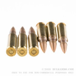 308 WIN - 147 gr FMJ - Fiocchi Perfecta - 20 Rounds